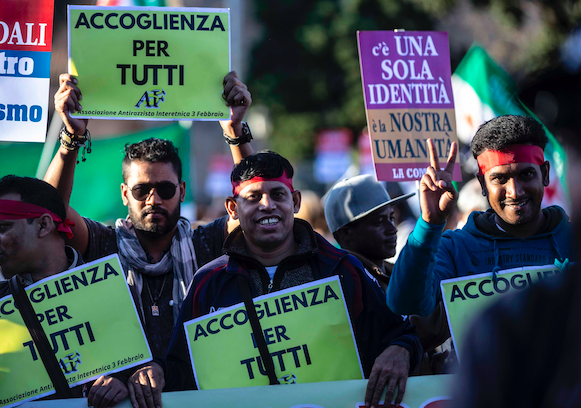 cittadinanza a chi non sa l'italiano