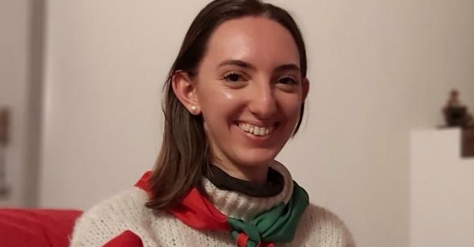 Valentina giovane presidente Anpi
