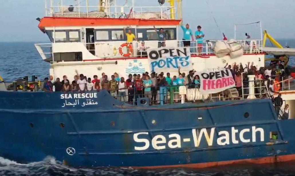 Anno nuovo, nuovi sbarchi. La Sea Watch torna in mare e ne ...