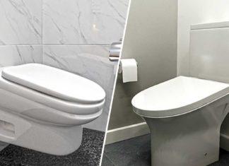wc inclinati