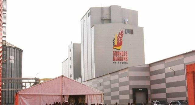 angola produzione grano