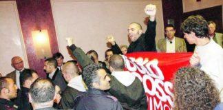 Giampaolo Pansa contestazione antifascista