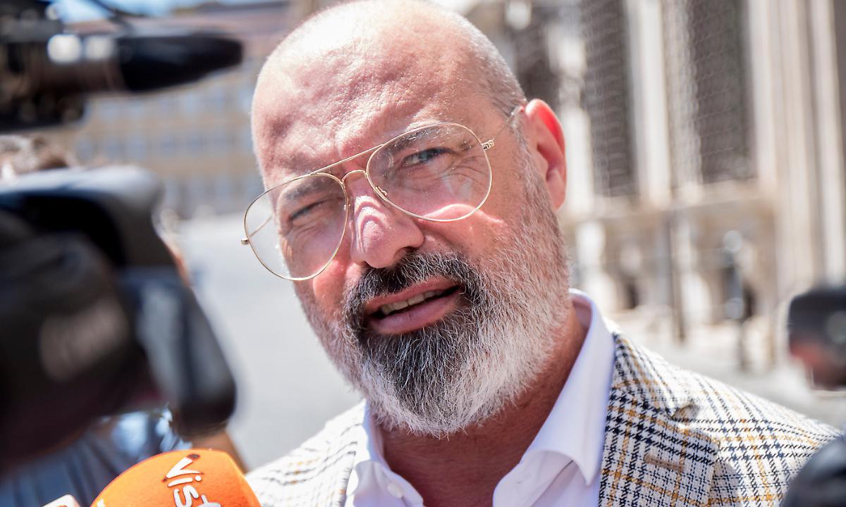 Bonaccini, candidato Pd alla regione Emilia Romagna