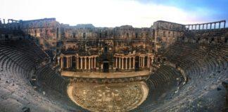 Bosra, teatro romano