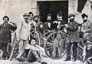 prima corsa ciclismo