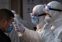 Virus cinese, medici