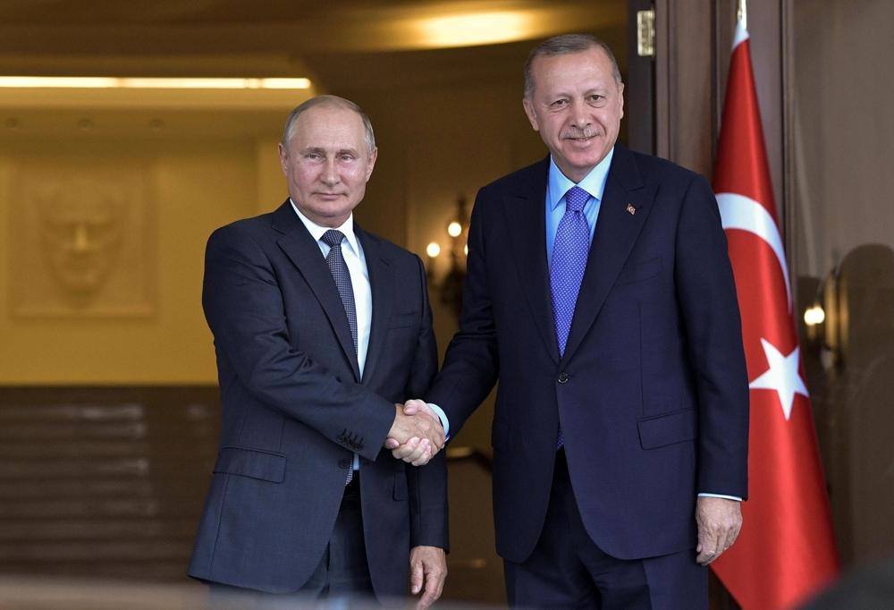 Libia, Erdogan e Putin