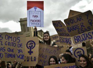 Femministe spagnole