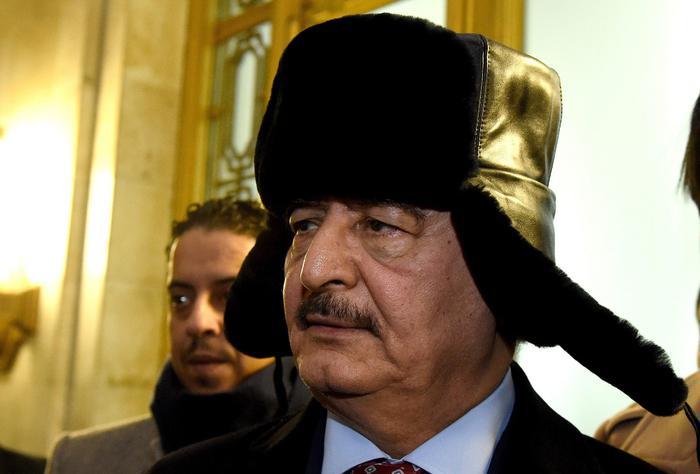 haftar libia