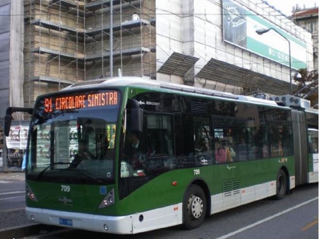Autobus 91 dove salvadoregno molestò bimba