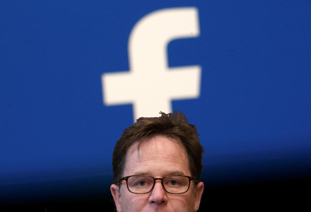 Facebook, vicepresidente