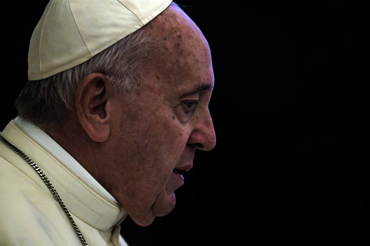 Papa, Bergoglio