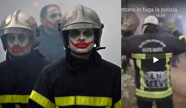 pompieri joker Francia