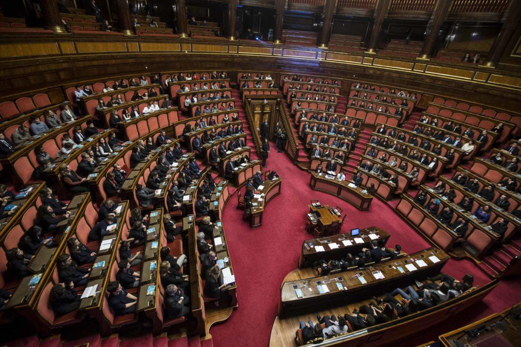 Senato, Aula