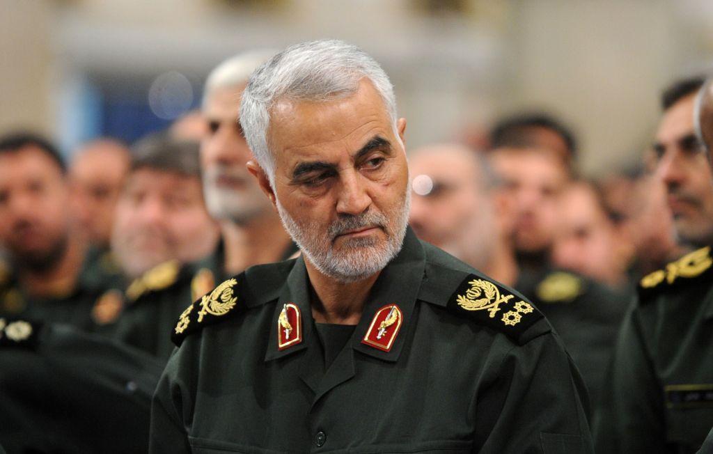 Soleimani, generale iraniano