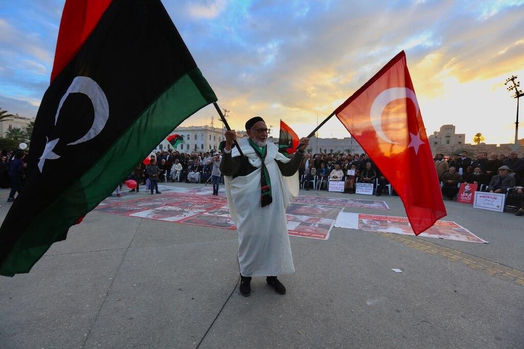libia turchia