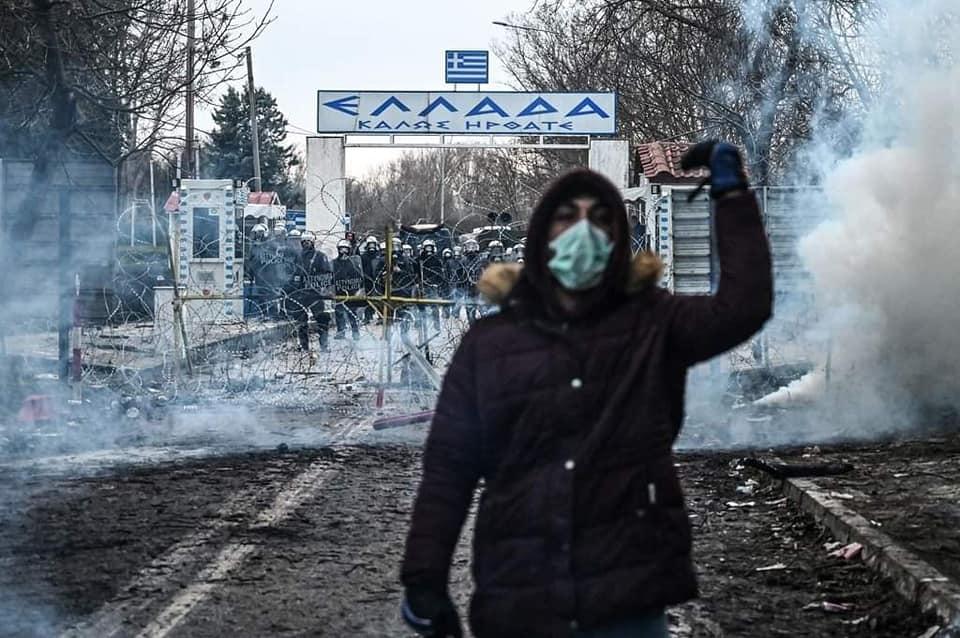 confine grecia turchia immigrati