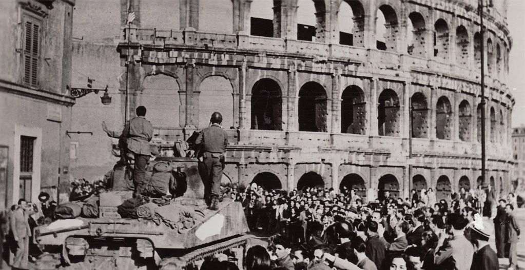 Alleati a Roma
