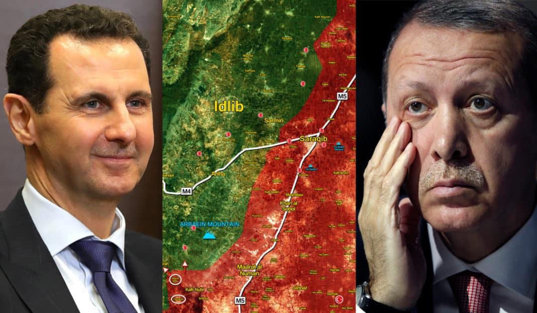 Assad Erdogan Siria turchi uccisi idlib
