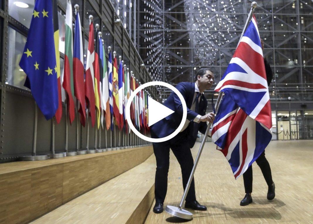 La Brexit è realtà