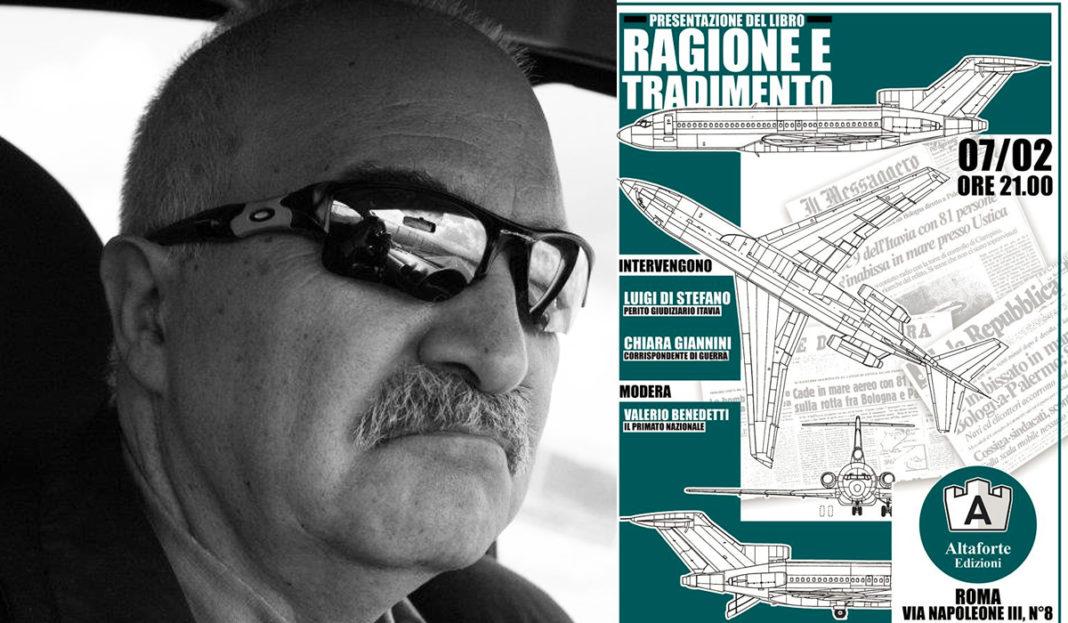 Luigi Di Stefano perito sul caso Ustica