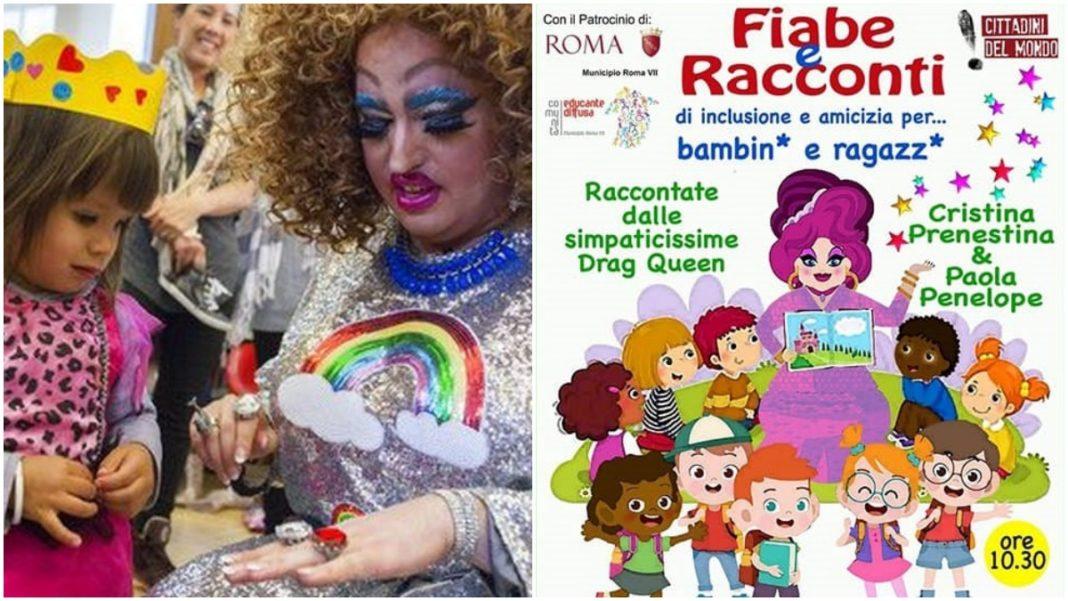 Drag queen Roma