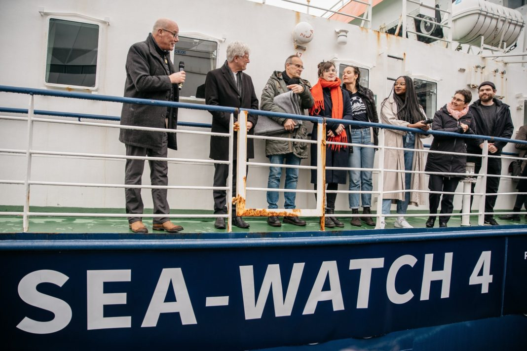 sea watch 4 ong