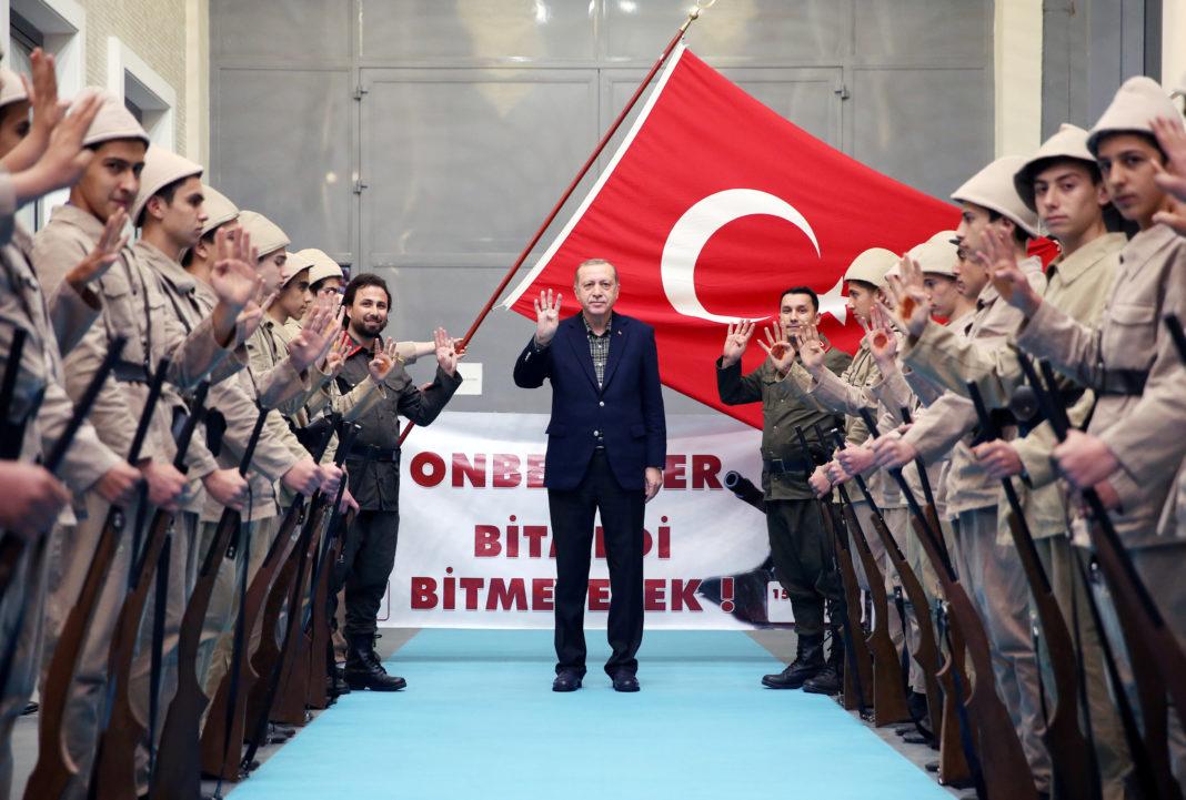 Turchia, Erdogan