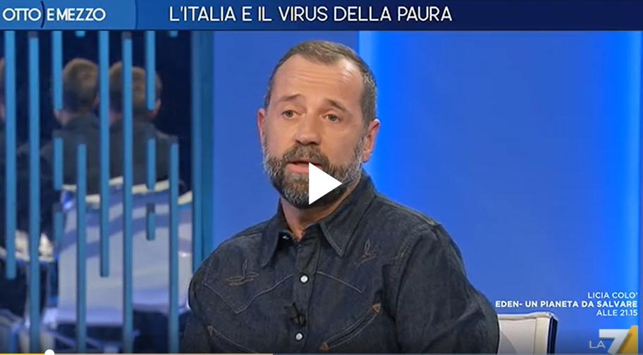 Fabio Volo su La7