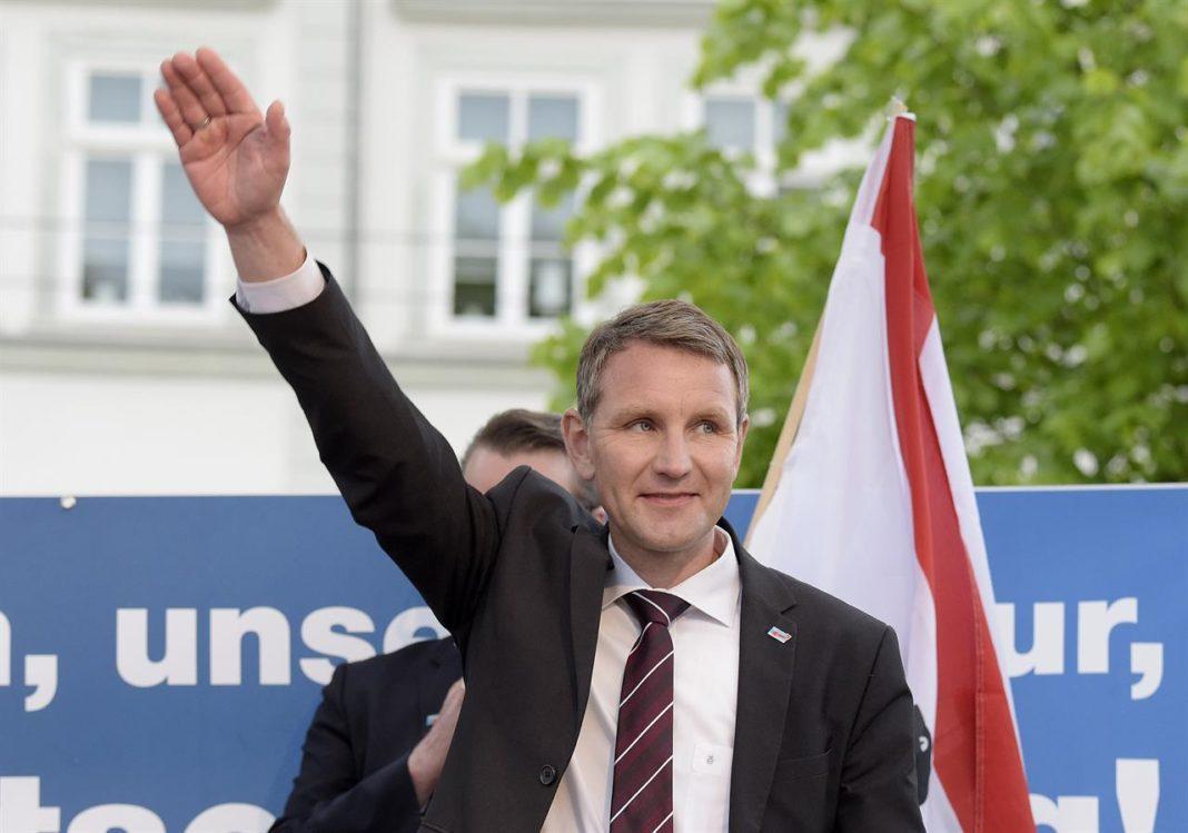 Höcke è il capo dell'Afd in Turingia