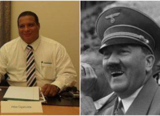 Hitler Cigarruista