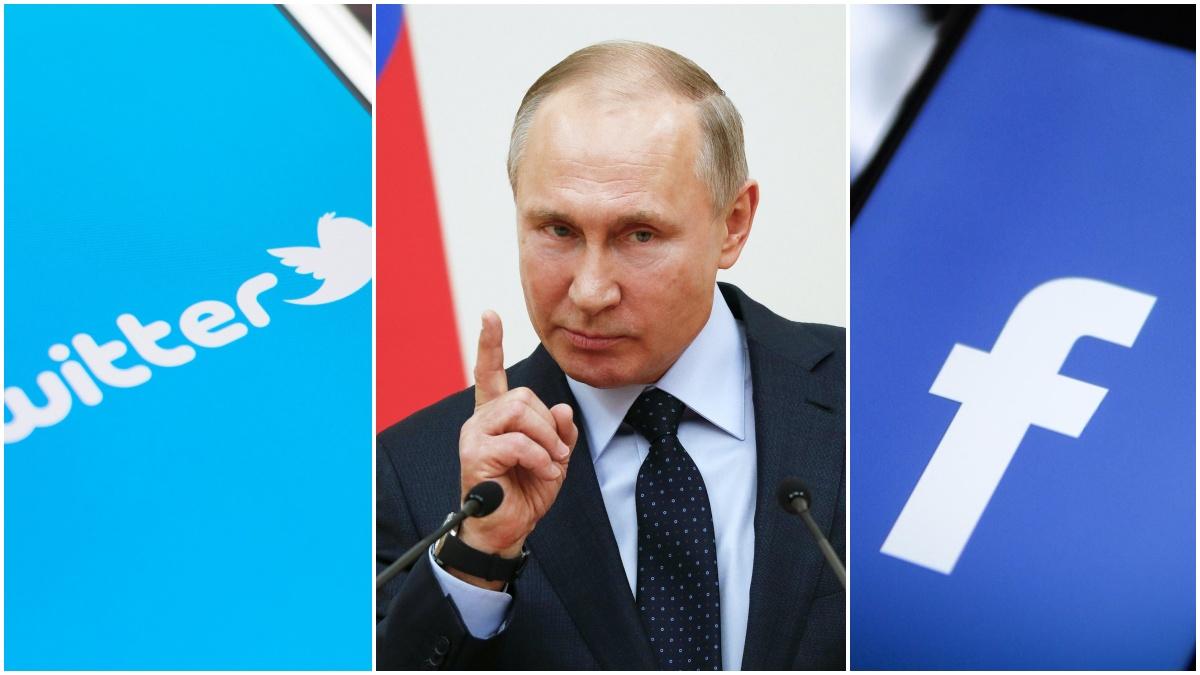 Niente server in Russia? E Putin multa Twitter e Facebook