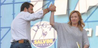 Salvini e Meloni forti nei sondaggi