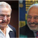 George Soros e Gad Lerner