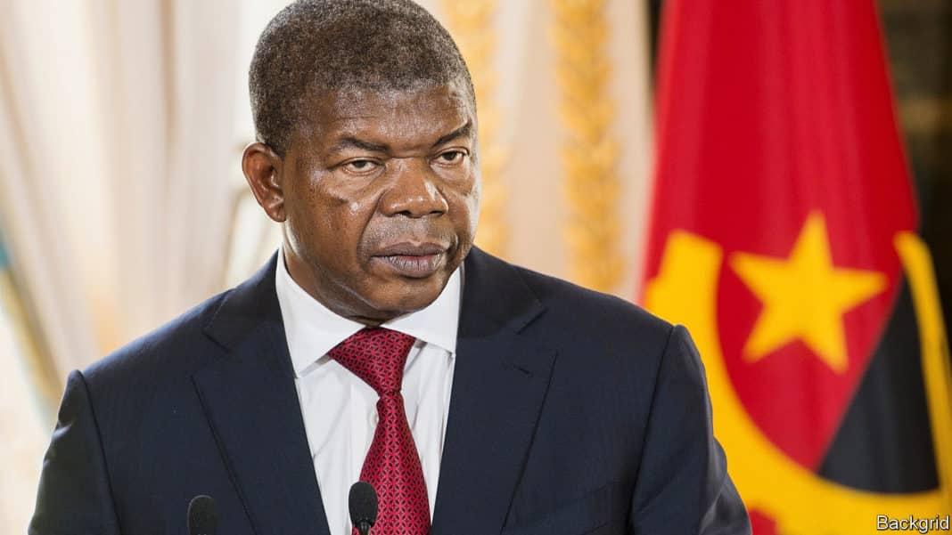 Angola, joao lourenco