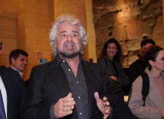 Beppe Grillo, comico