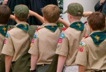 Boy Scouts, americani