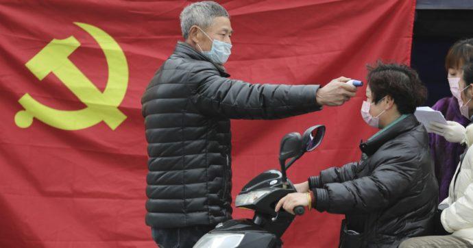 Cina coronavirus comunista