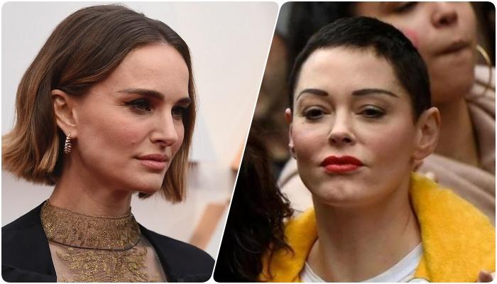 Oscar: scontro McGowan-Portman su registe donne - Ultima Ora