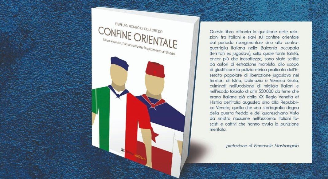 Confine orientale, libro