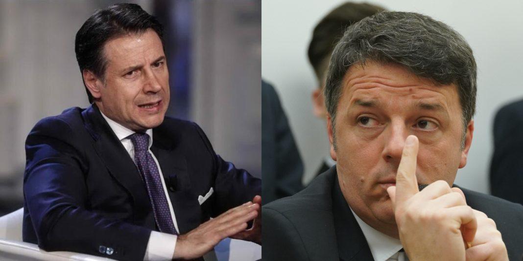 Conte, con Renzi