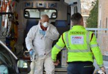coronavirus, ambulanza