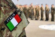 Esercito, soldati italiani