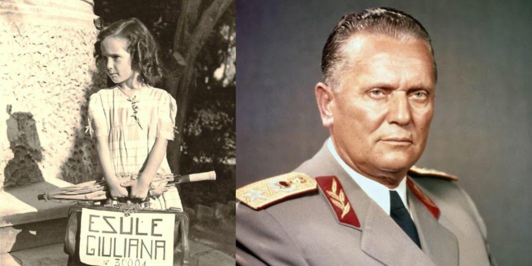 Foibe, esule giuliana e Tito