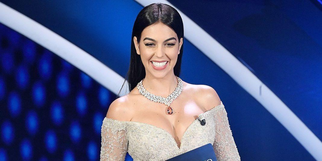 Georgina Rodriguez, modella