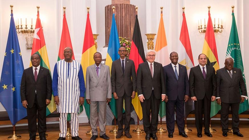 Ministro della Germania in Africa