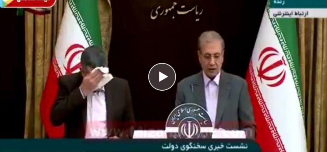 Iran, viceministro Salute