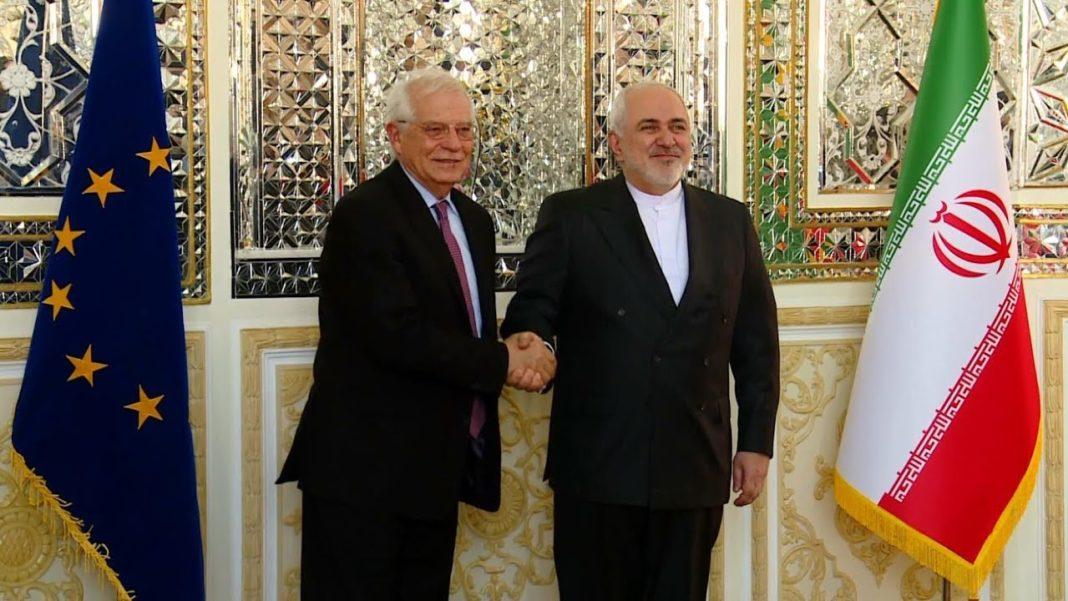 Iran, incontro con rappresentante Ue