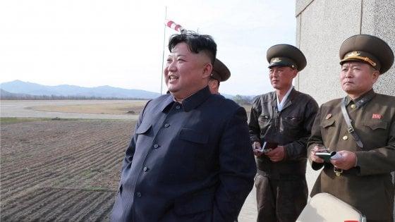 Legge marziale contro il coronavirus corea del nord