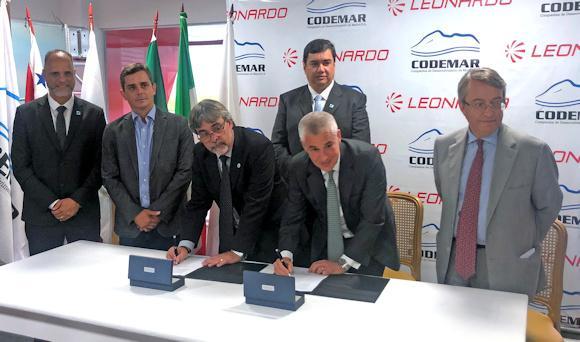 leonardo & codemar brasile